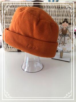 Oranje muts van Esprit