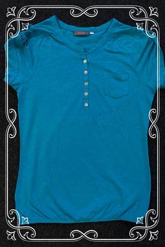 Mooi blauw shirt van Yessica maat S