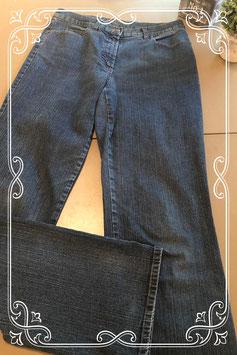 Donkerblauwe spijkerbroek van Gerry Weber Edition maat 38