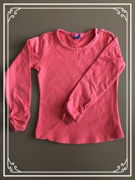 Roze longsleeve merk Persival - maat 104