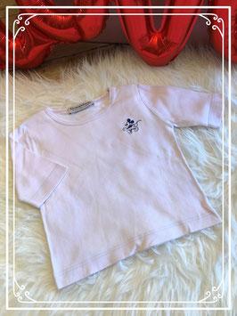 Lichtroze shirtje van Donaldson - maat 86