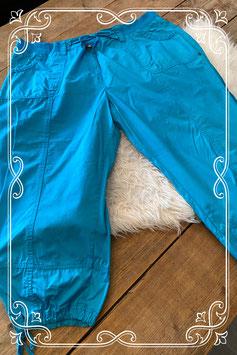 Blauwe kuitbroek van de MS mode - maat 52