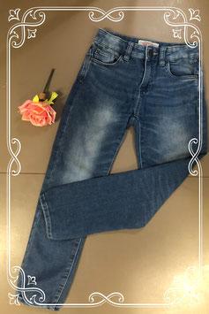 Spijkerbroek met stretch van C&A maat 134
