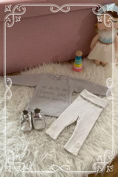 Driedelig setje van Very Important Baby en de H&M - maat 56