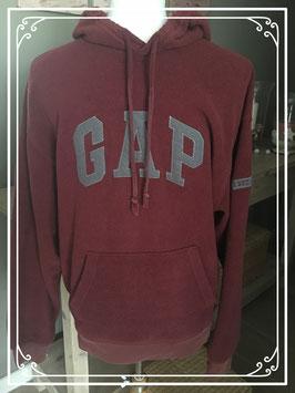 Bruine trui van GAP -  Maat M