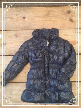 Donkerblauwe winterjas van Tumble 'n Dry - Maat 104