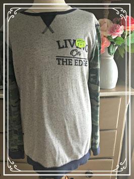 Stoer shirt van WE - maat 146-152