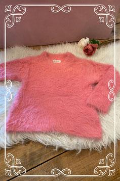 Super zachte fluffy trui van H&M maatje 134-140