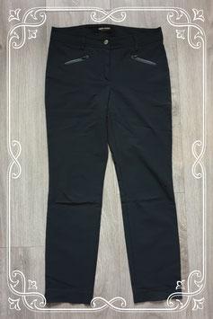 Zwarte stretch pantalon Gerry Weber - Maat M-L