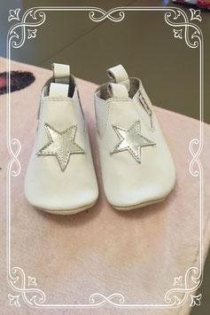 NIEUW: super leuke babyschoentjes van bambino - maat 17