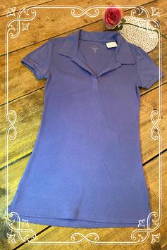 Nieuw paars polo shirt-maat XS