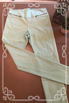 Mintgroene broek van Vero Moda maat L/XL