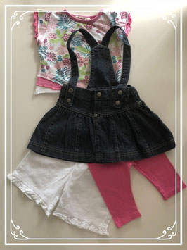 BAKKABOE kleding set - Maat 74