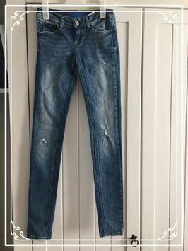 Mooie strech jeans van Anit blue - jeans maat 24 (XXS)