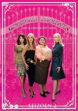 Nieuwe DVD: Gooische vrouwen seizoen 2