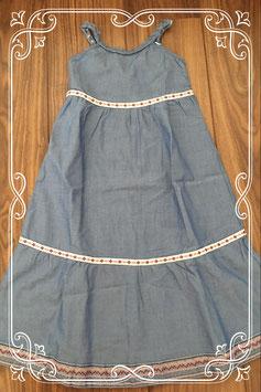 Nieuw leuk blauw jurkje van Lupilu - maatje 92