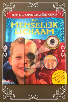 Leerzaam boek over Het menselijk lichaam