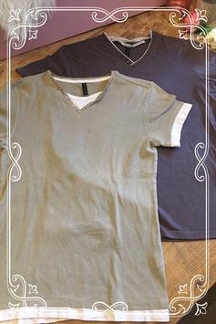 Set twee shirts van Piazalitaliaman - Maat M