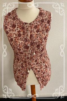Mooi zomerse blouse van Didi maat S/M