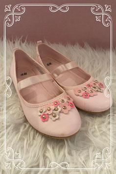 Schattige ballerina's van de H&M maatje 34