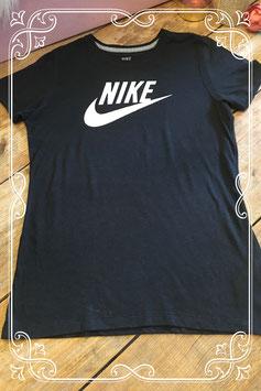 Zwart shirt van Nike - Maat L