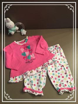 Vrolijke pyjama van Frendz - Maat 68