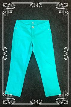 Leuke groene broek maat 38