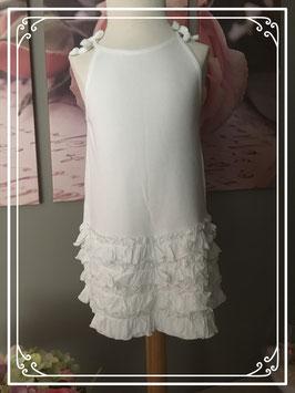 Nieuw: Wit jurkje van C&A - maat 92