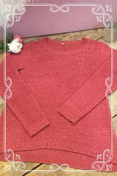 Nieuw: Oudroze trui - Maat 36