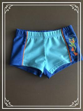 Zwembroek met kikker - Maat 68