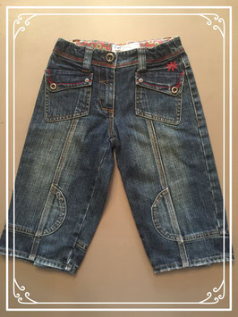 Driekwart jeans broekje van Tumble 'n Dry - maat 116