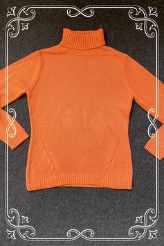 Nieuw! Oranje coltrui van C&A maat S