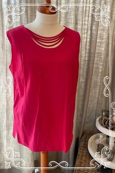 Roze top - maat 48