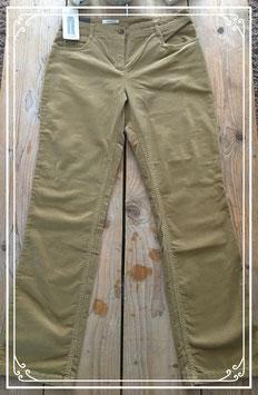 Nieuw: Taupe kleurige broek van Yessica - maat 42