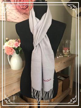 Heerlijke brede sjaal van Pieue Cardin
