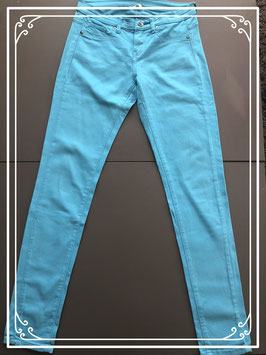 Blauwe broek Hema - Maat S
