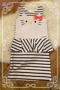 Hello Kitty jurk van de H&M - Maat 134/140