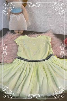 Vrolijk zomers jurkje met tuille rok van Tumble Dry Maat 68