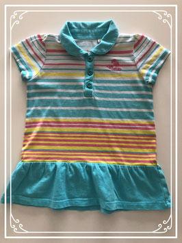 Vrolijk zomer jurkje van Tom Tailor - Maat 68