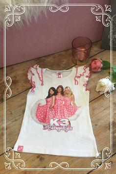 studio 100 shirt van K3 bengeltjes-maat 92