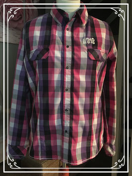 Geruite blouse merk SoHo - Maat XL