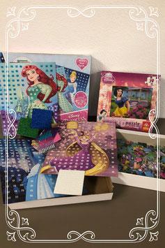3D puzzel Sneeuwwitje en Princess Mozaïek kunst - vanaf 4 jaar