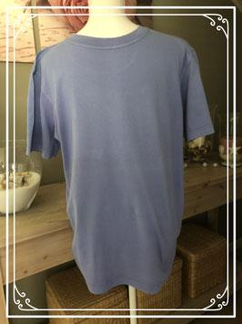 lila kleurig shirt van state of art-maat M