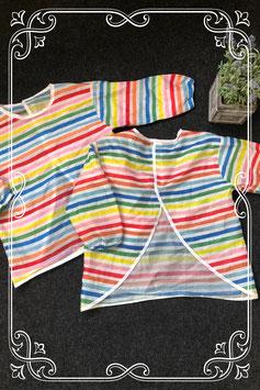 Twee knutsel jasjes voor kinderen van 3 tot 7 jaar