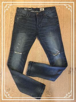 Stoere skinny jeans merk Union Wares maat 34/34