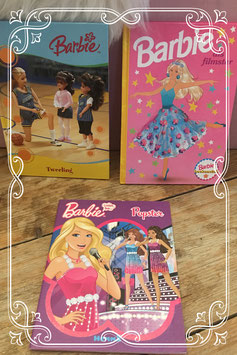 Driedelige Barbie set