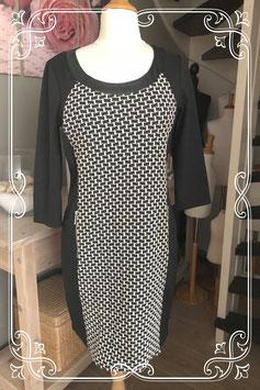 Zwarte jurk van de Miss Etam - maat m