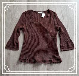 Nieuw bruine trui van C&A-maat L
