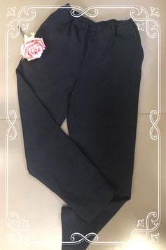 Nette zwarte broek in maat 40