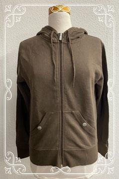 Nieuw! Stoer bruin vest van WE maat XL
